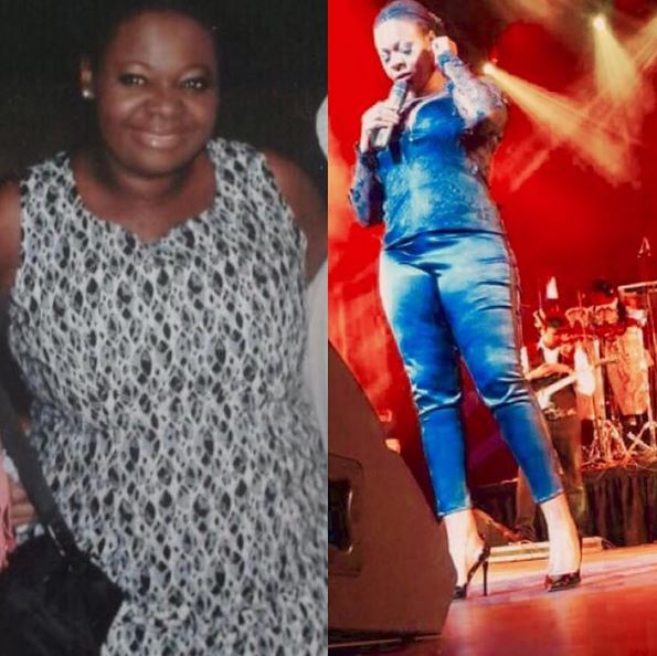 How Judith Sephuma is losing the weight and keeping fit ...
