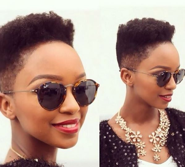 13 Natural Hairstyles For Your Wedding Day Slay: 12 Celebs Who Slay In Short Hair