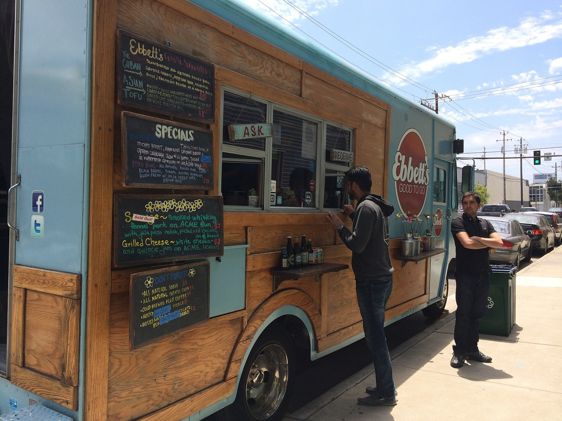 How To Get Into The Food Truck Business