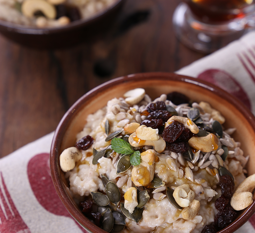 how to cook raw oats