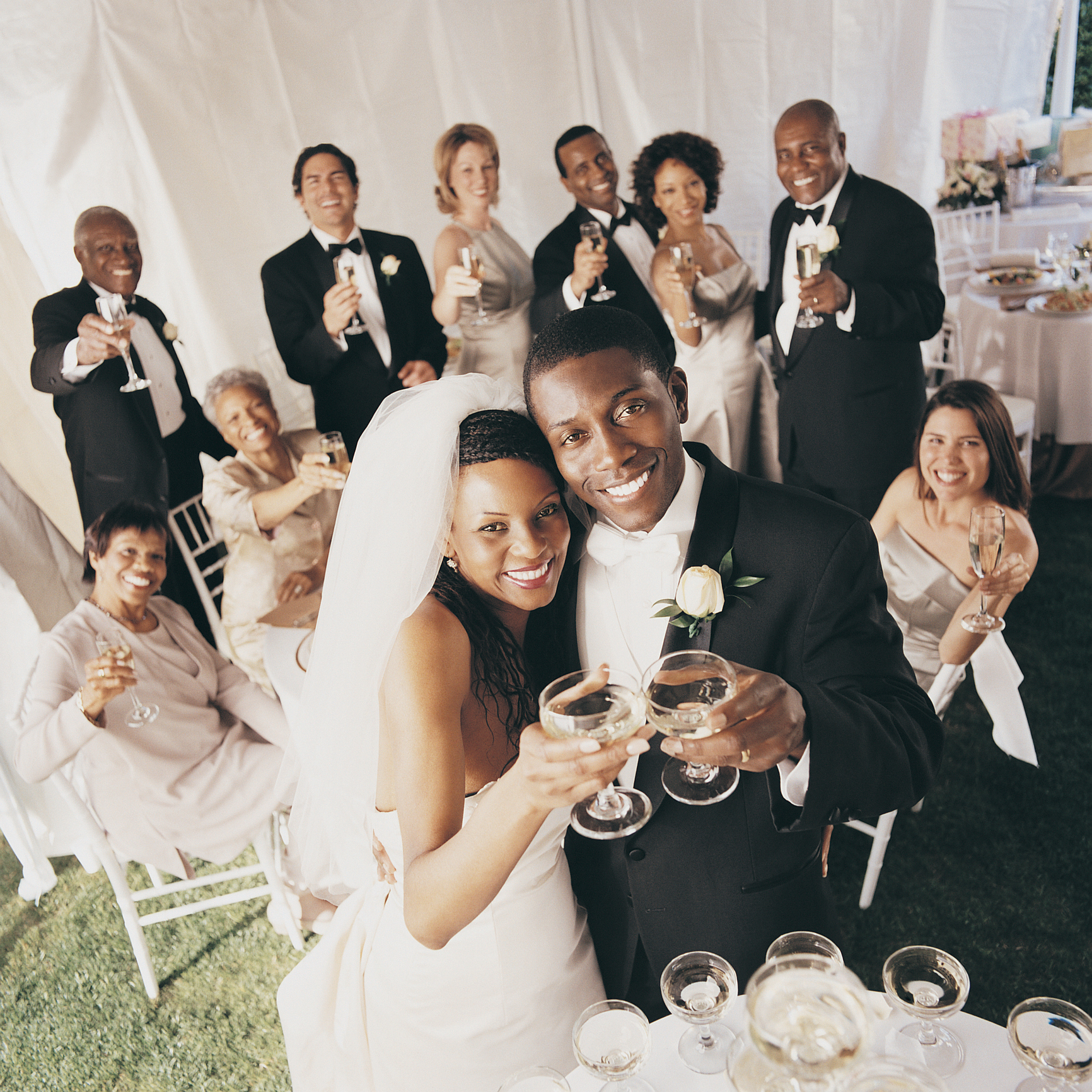Wedding Family Photography List: 8 Tips For Cutting Down Your Wedding Guest List