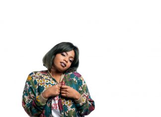 5 minutes with Shekhinah Donell