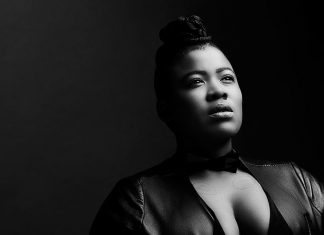 We're so excited! Thandiswa Mazwai's album Belede is coming out.