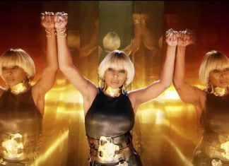 Mary J Blige releases video for emotional song, Thick of It
