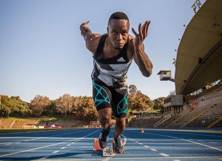 Catching up with the fastest man in SA – Akani Simbine