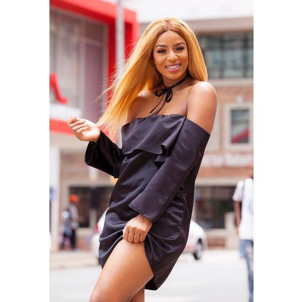 Ootd Jessica Nkosi Takes Our Breath Away In All Black