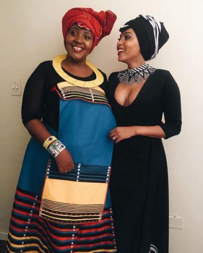 See Pics Linda Mtoba S Traditional Wedding Bona Magazine