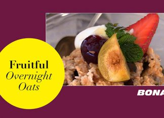 WATCH: Overnight Oats recipe