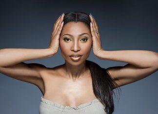 Enhle Mbali shares her beauty secrets