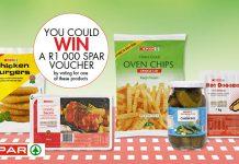 Win R1000 Spar Voucher - June 2017