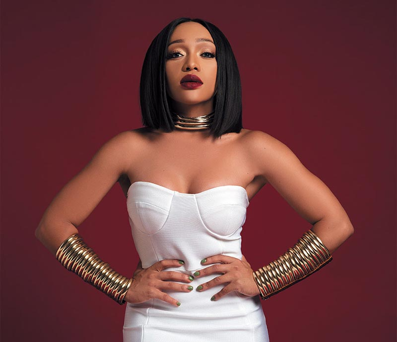 Thando Thabethe To Launch Lingerie Line