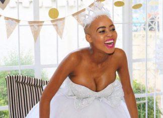 A look inside Ntando Duma's baby shower