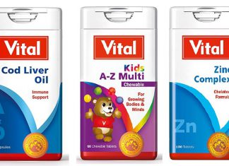 Boost Your Immune System With Vital This Winter
