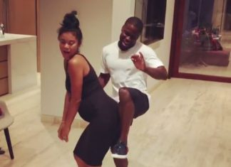Couple dance off: Gabrielle Union & Dwayne Wade vs Kevin Hart & Eniko