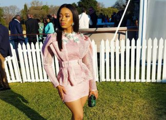 Spotted: Celebs stun at the Cell C Inanda Africa Cup Polo