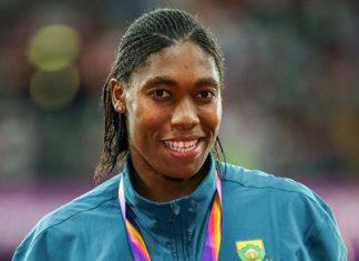 Caster Semenya claims her third World Championship