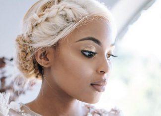 7 hairstyles we totally love on Linda Mtoba