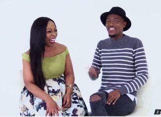 WATCH: Moshe Ndiki and Vatiswa Ndara chat about all things acting