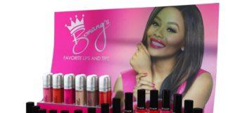 Revlon's Bonang Lip and Tip Favourites