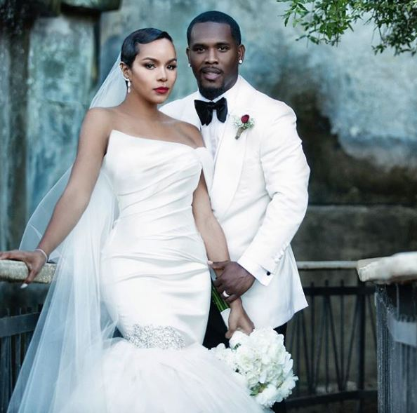 SEE PICS: Letoya Luckett And Tommicus Walker's Wedding