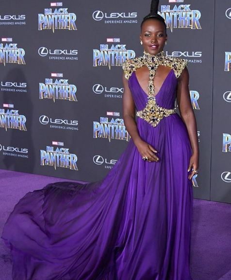 Last Night Was The Black Panther Premiere And It Was: SEE PICS: Black Panther Premiere Red Carpet