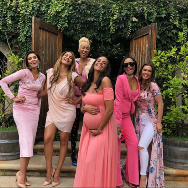 SEE PICS: Inside Tansey Coetzee-Sodeinde's Baby Shower