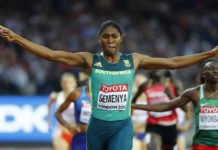 Caster Semenya cleans up at the SA Sports Awards