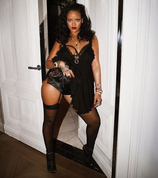 b09ca29e68eaa6 The queen of everything Rihanna has finally launched her lingerie  collection Savage x Fenty last night. The star teased the collection a few  weeks ago on ...