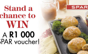 Win R1000 Spar Voucher