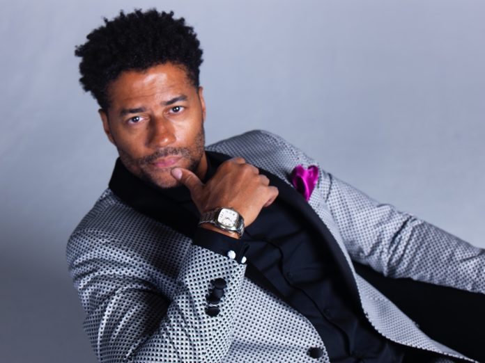 Eric Benet to feature in OR Tambo music project