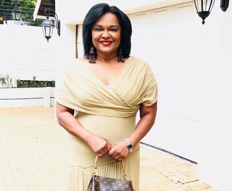 Noeleen Maholwana-Sangqu weight loss