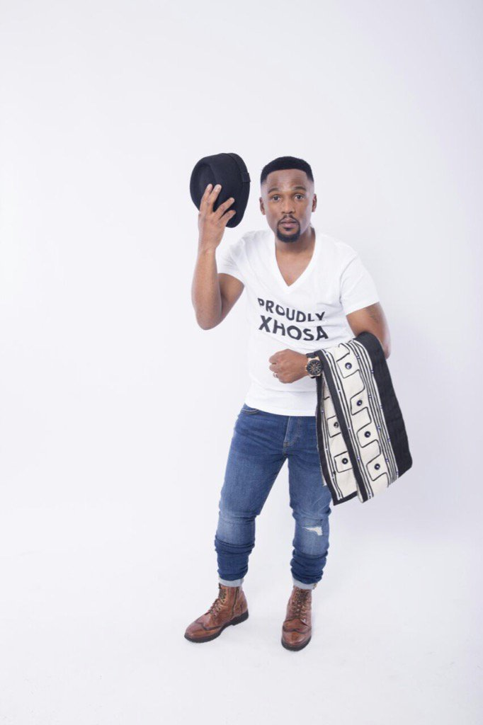 Nathi Mankayi Signs To Gallo Records Bona Magazine