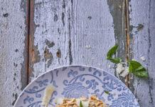 creamy mushroom and pasta