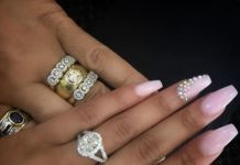 Celeb wedding rings we love