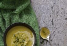 One of Nelson Mandela's favourite soup recipes