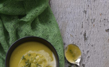 One of Nelson Mandela's favourite soup recipes