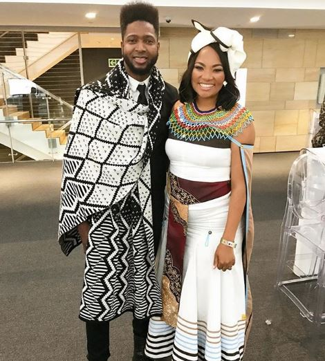 Brian And Siba Mtongana Welcome Their Baby Girl
