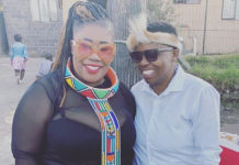 OPW host Nomsa Buthelezi opens up about being lesbian dating a woman