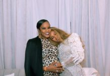 Beyoncé and Letoya