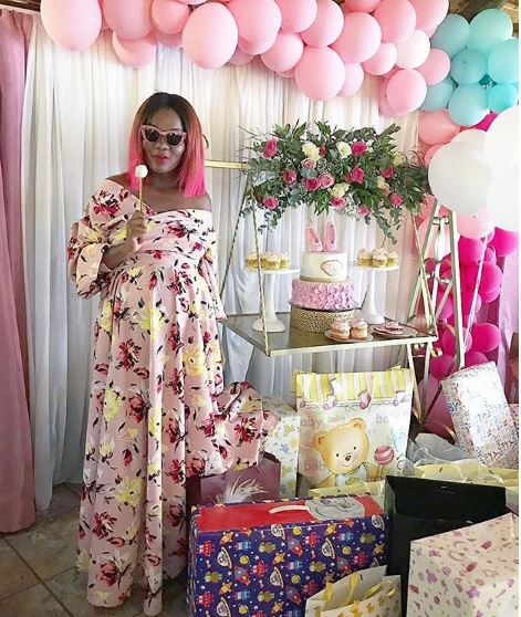 SEE PICS: Mome And Tol Ass Mo's Baby Shower