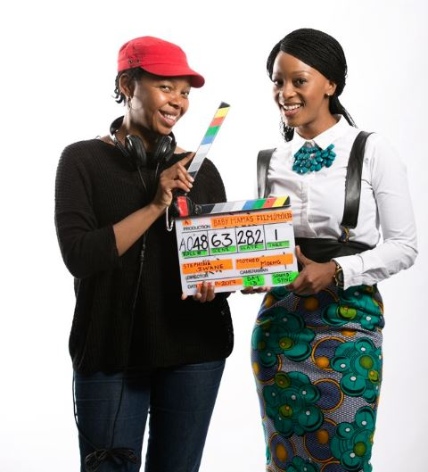 Salamina Mosese and Stephina Zwane