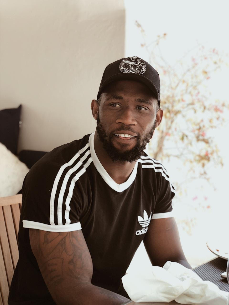 Siya Kolisi Named Global Citizen Advocate Bona Magazine