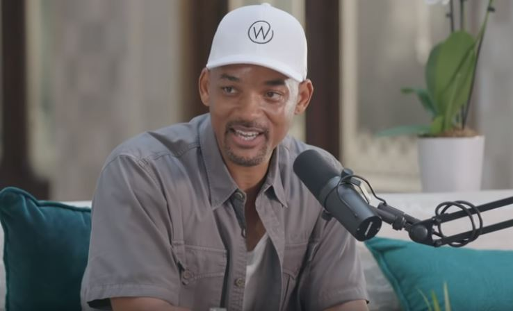 Will Smith talks about his iconic dad scene on Fresh Prince of Bel ... c51c049b19d