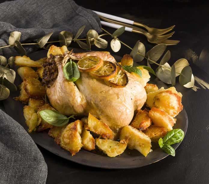 switch up your Christmas Lunch