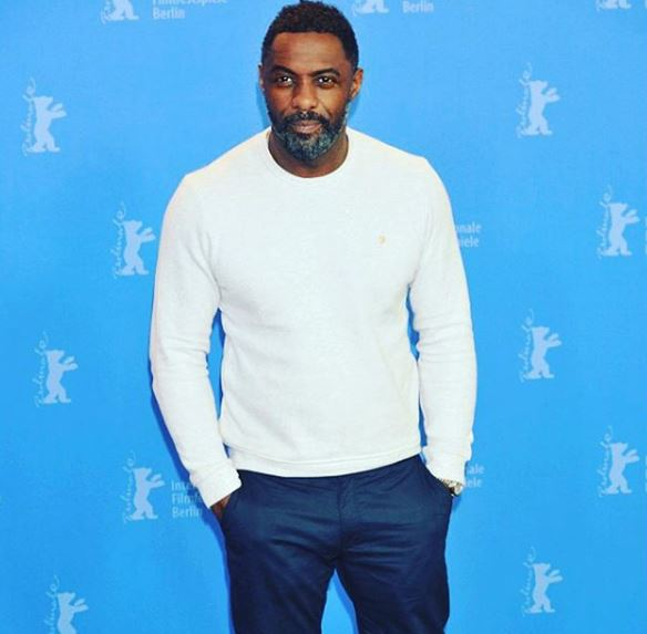 Idris Elba crowned People's sexiest man alive for 2018