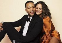 John Legend's emotional tribute to Chrissy Teigen