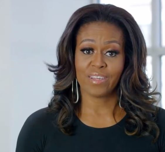 Michelle Obama opens up about her marriage