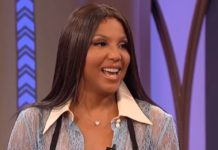 Toni Braxton dishes on her upcoming wedding