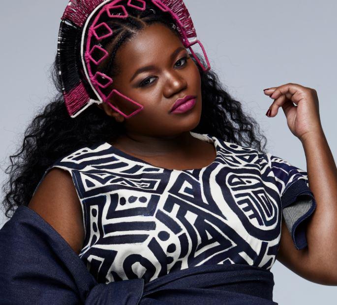 Busiswa announces her new album