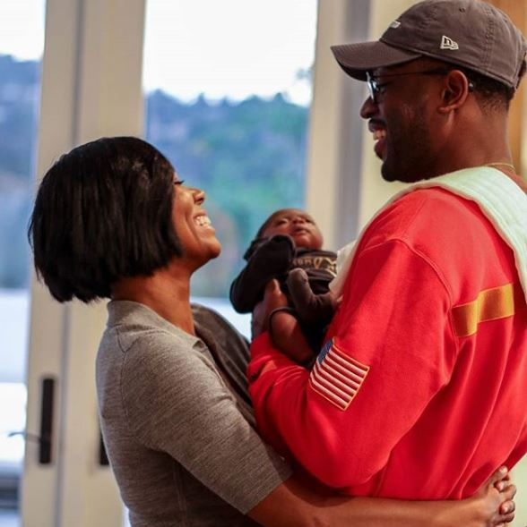 Gabrielle Union opens up about her journey to motherhood